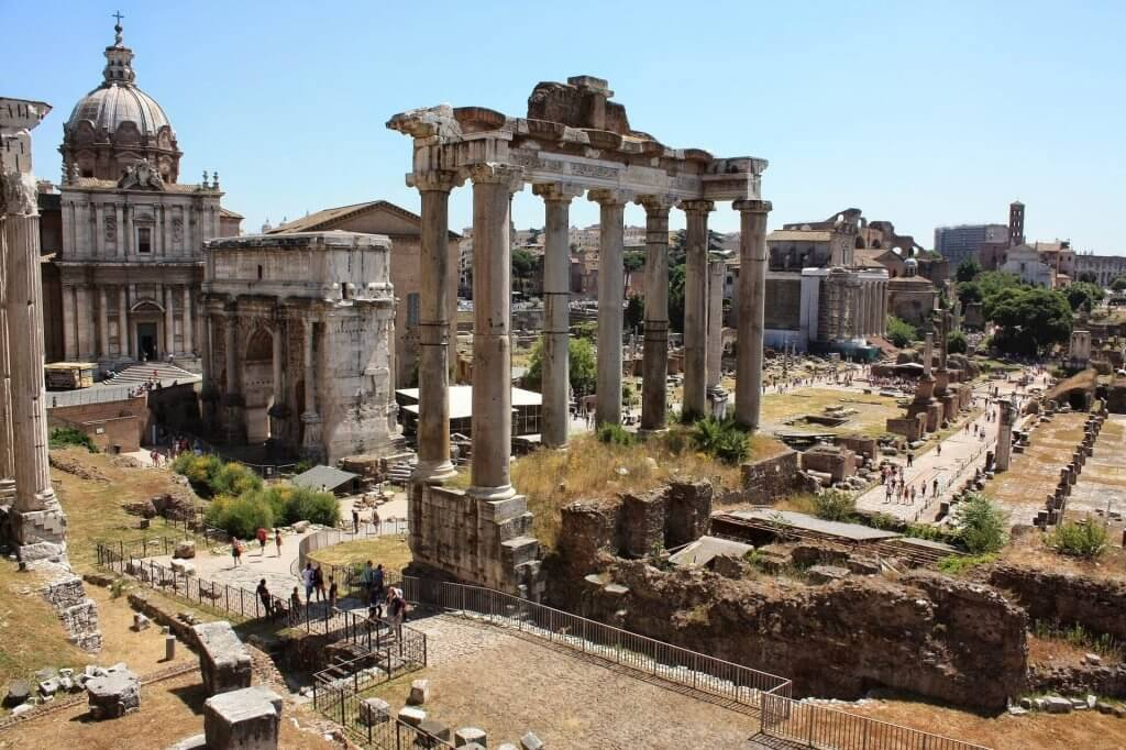 rome italy roman forum tickets