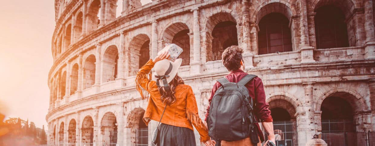 visiting rome colosseum tickets